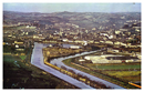 An aerial photo of Newry in the 1970s.