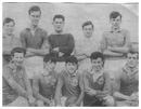 Newry Shamrocks soccer side in the 1960s.